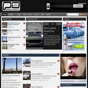 Bilnyheder, biltests og fotoserier online