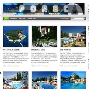 Camping Porec - Kroatien