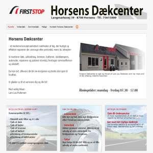 Horsens Dækcenter