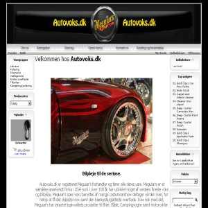 Autovoks - Meguiars forhandler