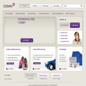 Bred vifte af bilforsikringer - Codan Forsikring