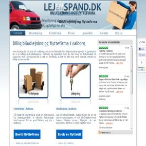 Lejenspand.dk - varevogn og flyttebil