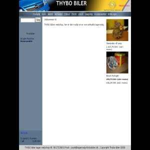 Lagersalg - Thybo Biler