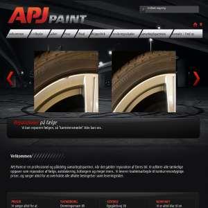 APJ Paint - Lakering