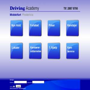 Driving Academy - Fredericia